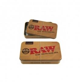 Scatola in metallo Raw