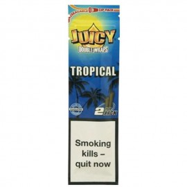 2 Blunt Juicy Tropical - Cartine di Tabacco da rollare