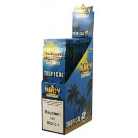 Pacco 50 Blunt Juicy Tropical - Cartine di Tabacco da rollare