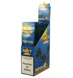 Pacco 50 Blunt Juicy Tropical - Cartine di Tabacco da rollare