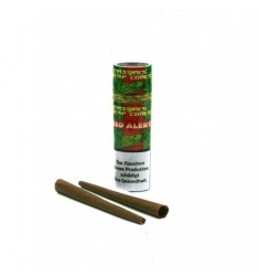 2 Blunt Cyclones Hemp Cones - Cartine pre-rollate Fragola