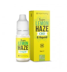 E Liquid CBD Super Lemon Haze 10ml Plant of Life