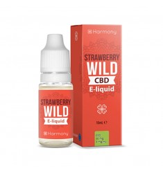 E Liquid CBD Strawberry Wild 10ml Plant of Life
