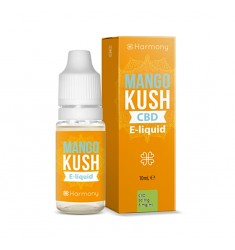 E Liquid CBD Mango Kush 10ml Plant of Life
