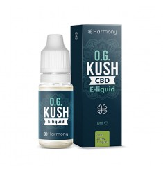 E Liquid CBD OG Kush 10ml Plant of Life