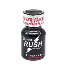 Popper Super Rush Black Label New Formula 10 ml