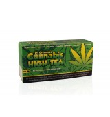 Cannabis high tea - Tè alla cannabis