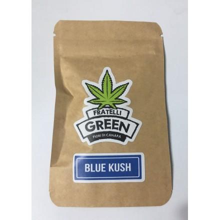 Infiorescenze femminili Blue Kush Fratelli Green 3g