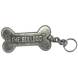 Portachiavi in metallo Osso The Bulldog Amsterdam Originale