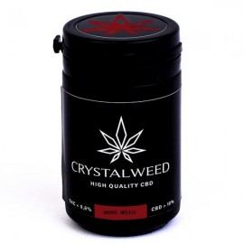 Infiorescenze femminili Wine Weed Crystalweed 2.5 g