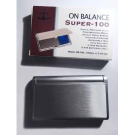 Bilancino di precisione On Balance DS 100 - 100g x 0.01g