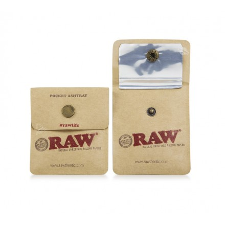 Mini Posacenere Raw Tascabile Ignifugo