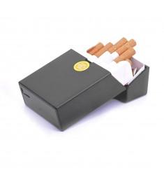 Porta Sigarette Box in plastica con pulsante Push apertura