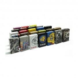 25 Porta pacchetti sigarette The Bulldog Amsterdam in cartoncino