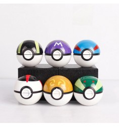 Grinder Pokeball 3 parti 40 mm