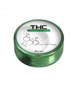 Grinder THC Black Leaf Verde