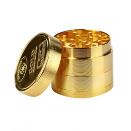 Grinder Gold 40 mm 4 parti