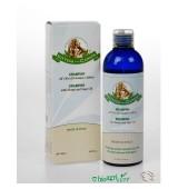 Shampoo all'olio di canapa e salvia 250 ml