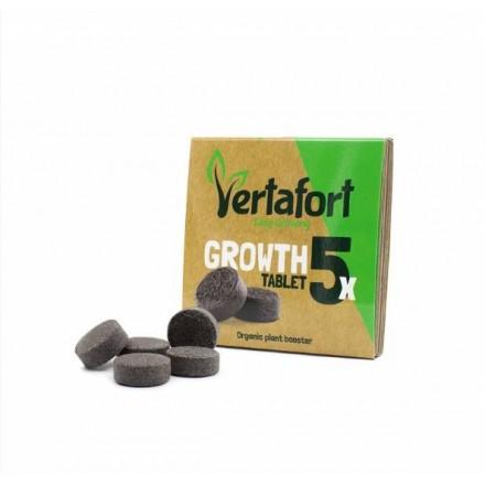 Vertafort Growth Tablet Mix 5x