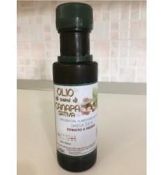 Olio di semi di canapa spremuto a freddo 100 ml
