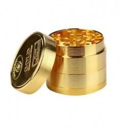 Grinder Gold 50 mm 4 parti