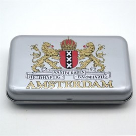 Scatola in latta Amsterdam XXX