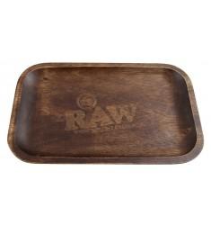 Impastiera Raw in legno fatta a mano