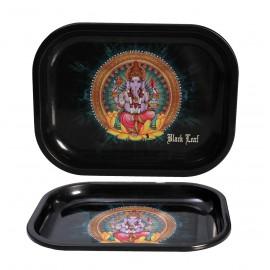 Impastiera rettangolare Black Leaf Ganesha