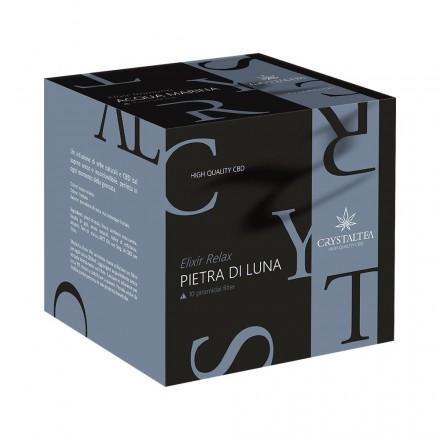 Pietra Luna Relax Crystal Tea
