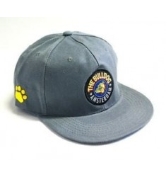 Cappello con visiera The Bulldog Amsterdam con logo colorato Originale