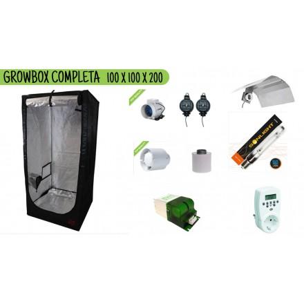 Growbox Completa 100x100x200