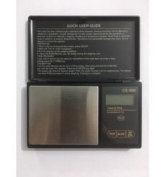 Bilancino di precisione Black Leaf Scale 0,1 x 500g