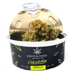 3 gr Gorilla Crystalweed
