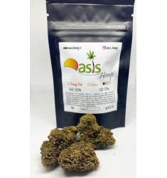 4 gr Cannabis Light AK 47 Oasis Hemp