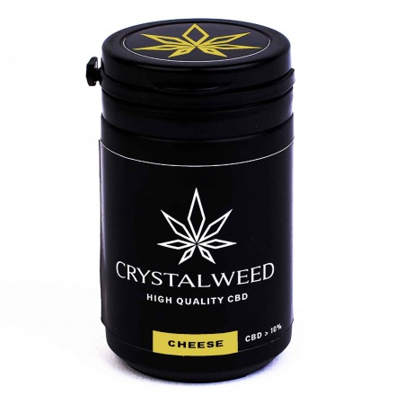 Infiorescenze femminili Strawberry Haze Crystalweed 2.5 g