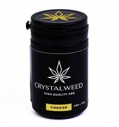 2.5 g Infiorescenze femminili Cheese Crystalweed