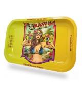 Impastiera rettangolare Raw Brasil 27x17,5 cm