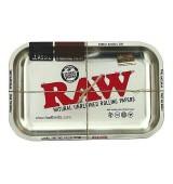 Vassoio rettangolare Raw Metallo