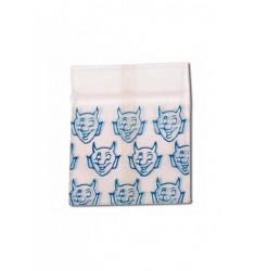 100 Bustine di plastica trasparente 55x170 mm