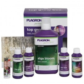 Top Grow Box 100% Bio Alga Plagron