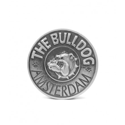 Grinder in metallo The Bulldog Amsterdam 40mm 2 parti