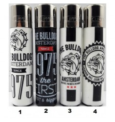 Accendino Clipper Anniversary The Bulldog Amsterdam ricaricabile a gas