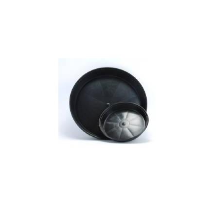 Sottovaso Tondo nero per vasi da 12L e 18L