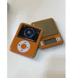 Bilancino di precisione Ipod Arancio 100g x 0.01g