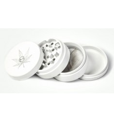 Grinder gomma siliconata M & G High Times 55 mm 4 parti