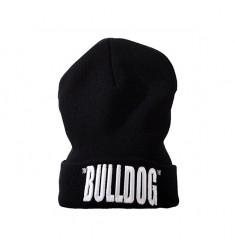Cappello lana The Bulldog Amsterdam con scritta Originale