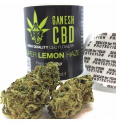 Infiorescenze femminili Super Lemon Haze Ganesh CBD 2g