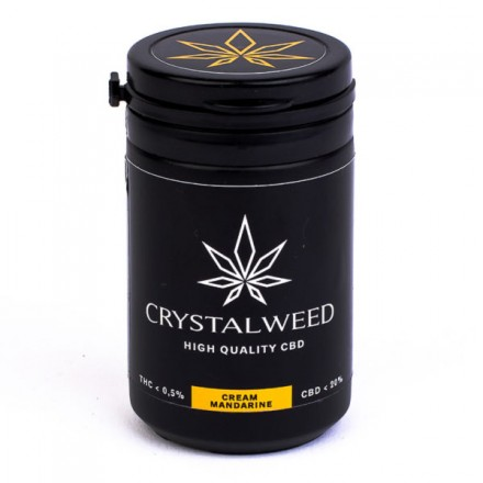 Infiorescenze femminili Lemon Haze Crystal Weed 2.5 g