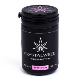 Infiorescenze femminili Bubble Gum Crystalweed 2.5 g