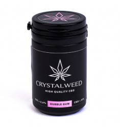 Infiorescenze femminili Bubble Gum Crystalweed 2.5 g